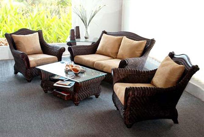 ротанговой мебели Тулус - Комплект